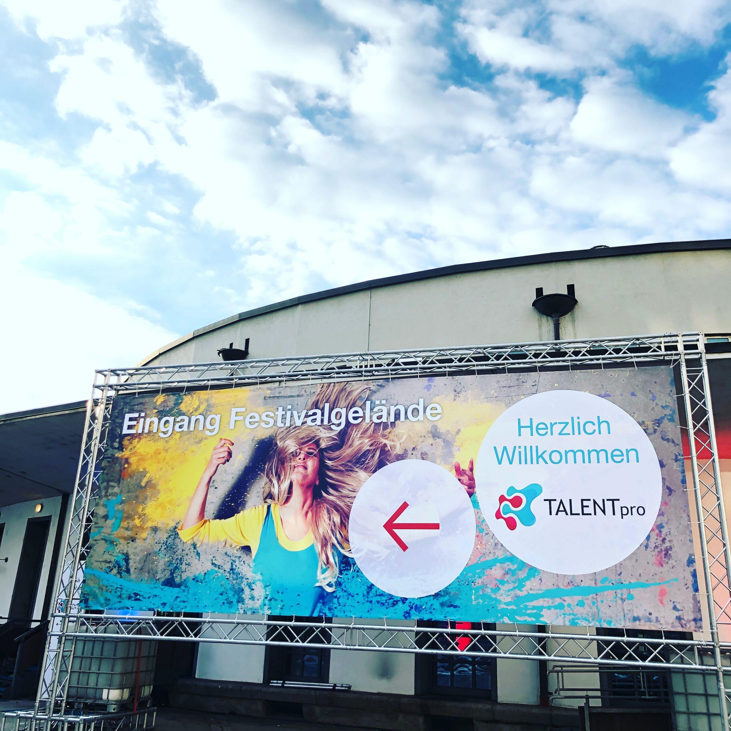 6 Highlights für Recruiter vom TALENTpro Expofestival in München