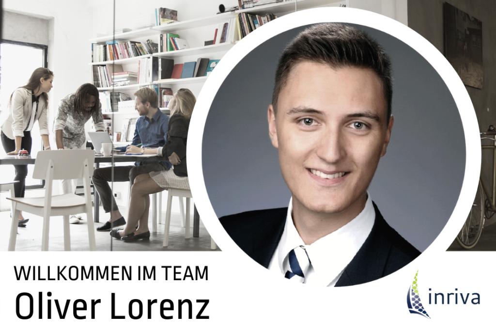 Neues Teammitglied an Bord: Oliver Lorenz ergänzt unser Team seit April 2020 im Bereich Entwicklung – komplett remote 👨💼