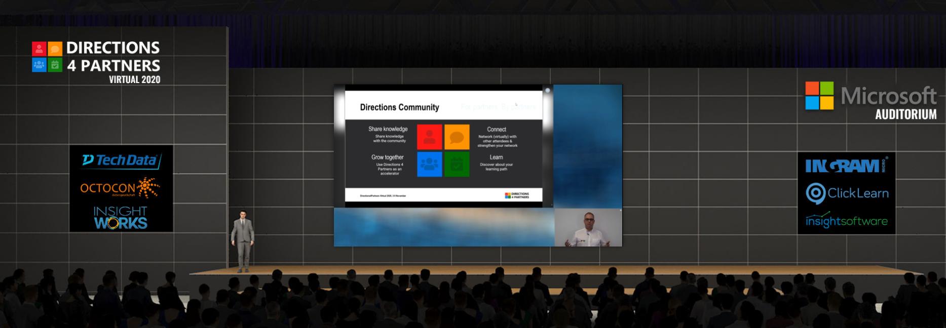 Die 6 wichtigsten Neuigkeiten von der Microsoft Dynamics Partnerkonferenz #Directions4PartnersVirtual 2020